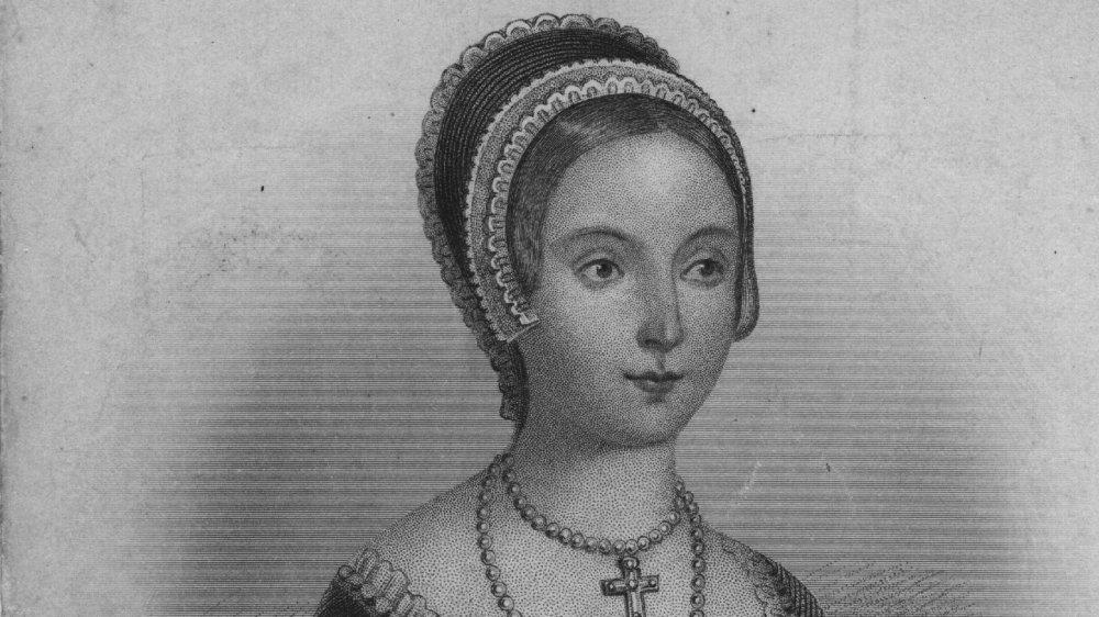 Elizabeth I, age 14