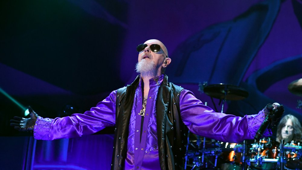 Rob Halford in concert