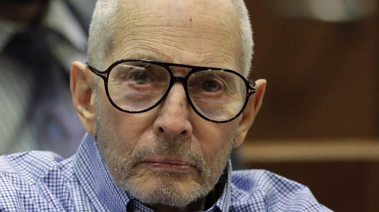 Robert Durst on trial 2016