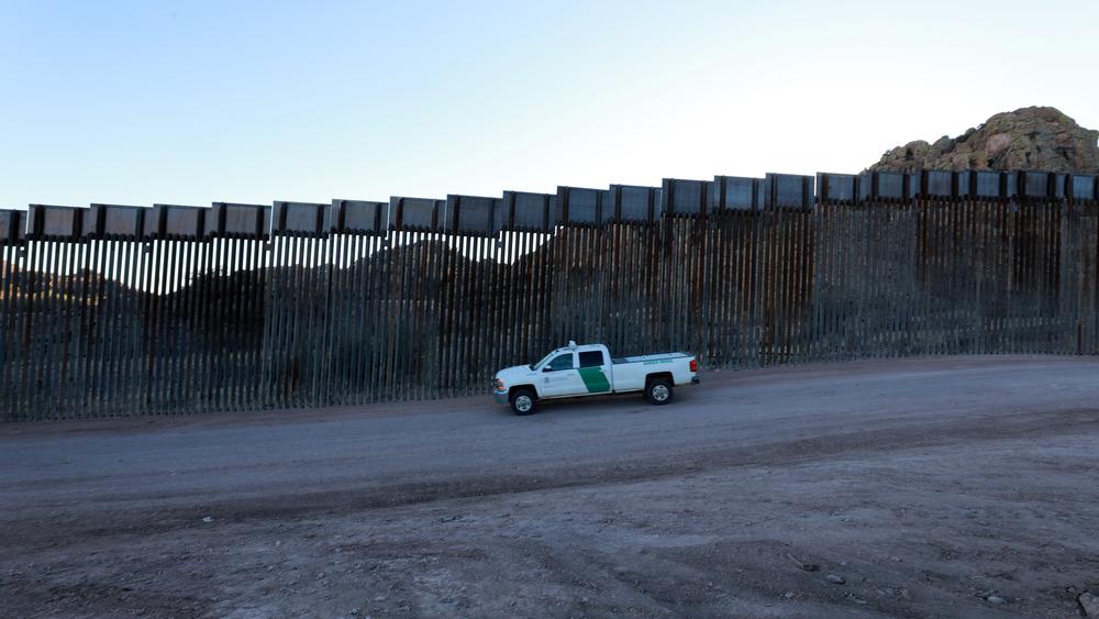 southern border wall U.S.