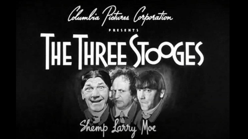 Shemp, Larry and Moe