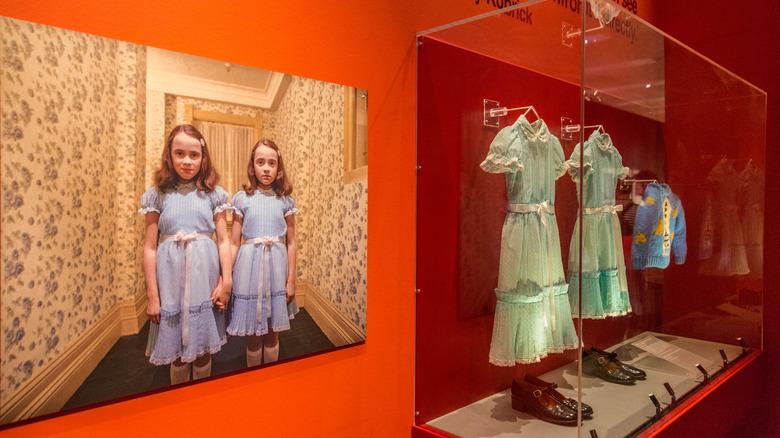 Выставка Сияющего Стэнли Кубрика