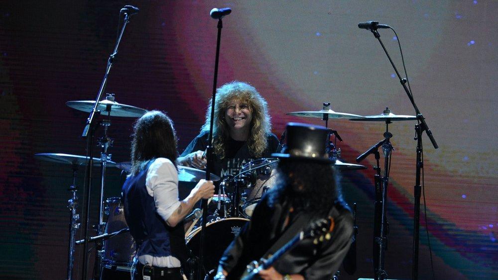 Guns N' Roses, Steven Adler, Rock and Roll Hall of Fame Induction