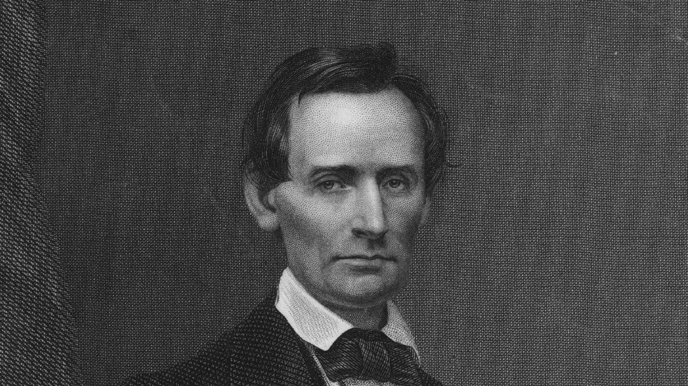 President Abraham Lincoln without beard