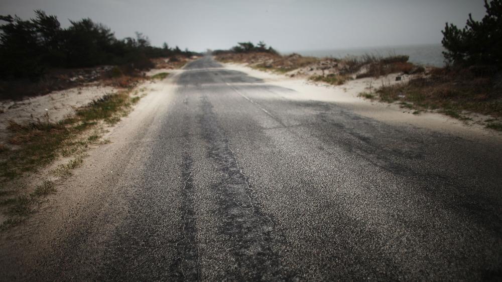 Long Island serial killer beach