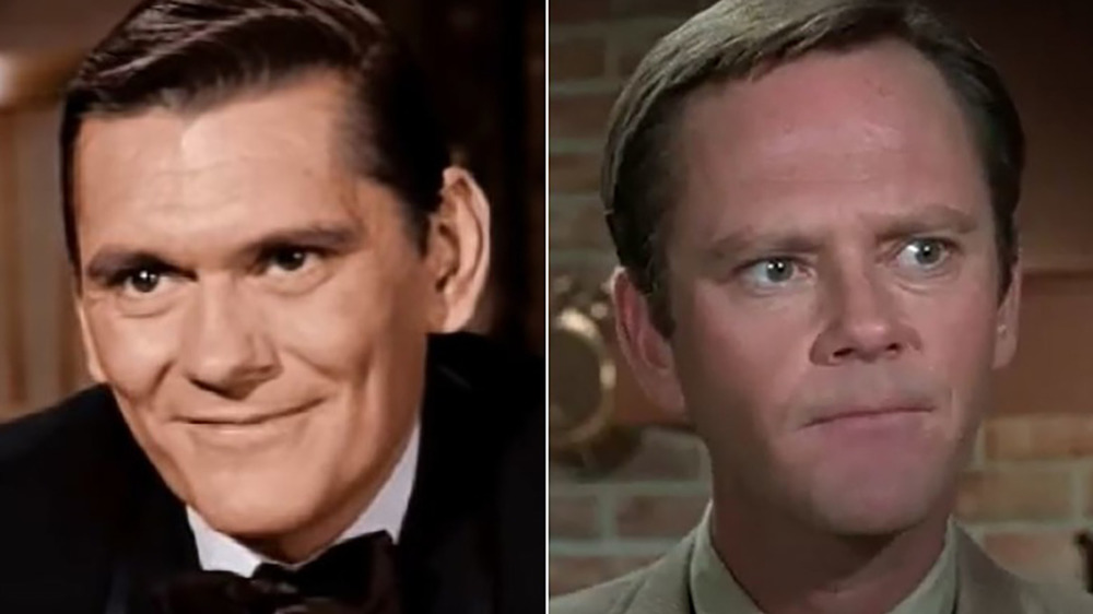 Dick York and Dick Sargent