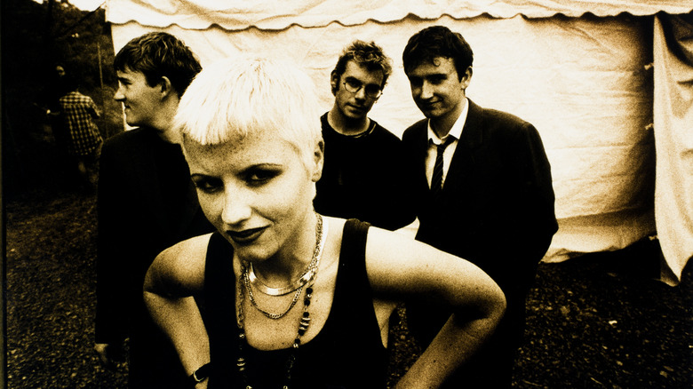 The Cranberries at Woodstock in 1994