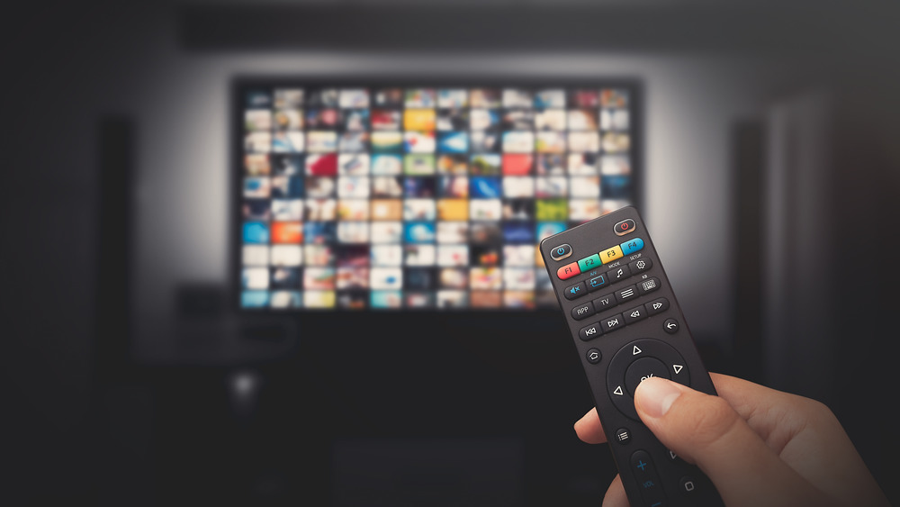 remote control and video options
