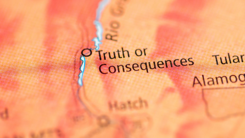 truth or consequences new mexico