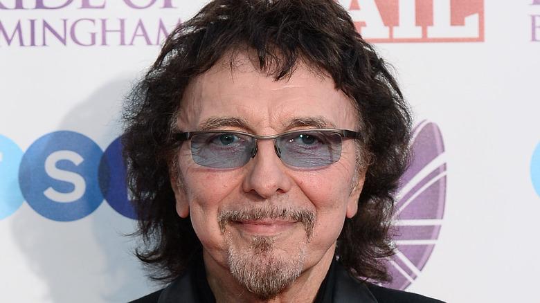 Tony Iommi at event