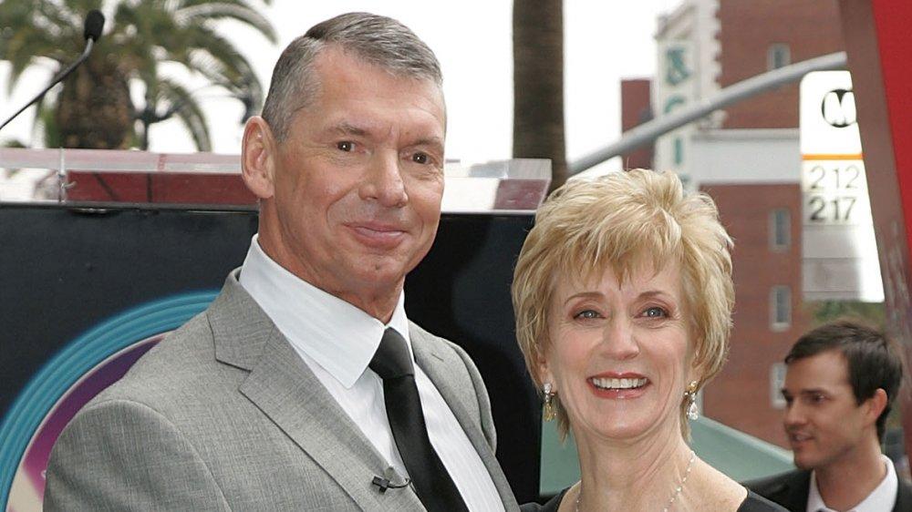 Vince and Linda McMahon