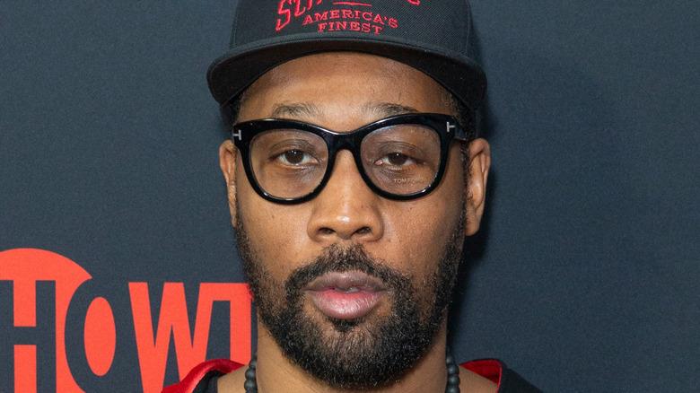 RZA in glasses