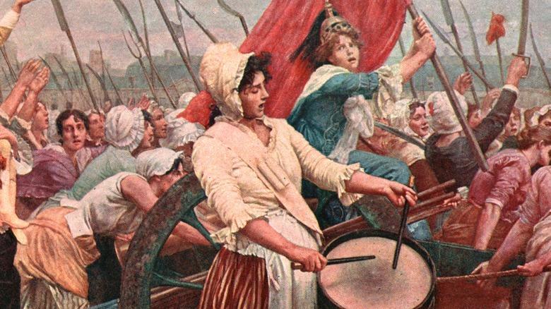 French Revolution march