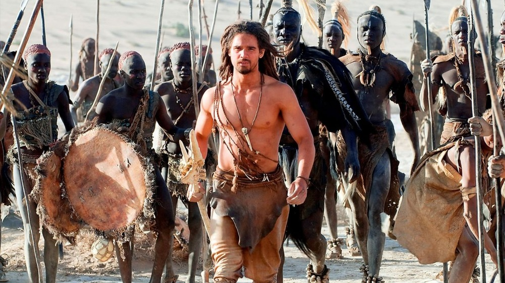 Steven Strait as D'Leh and others in 10,000 BC