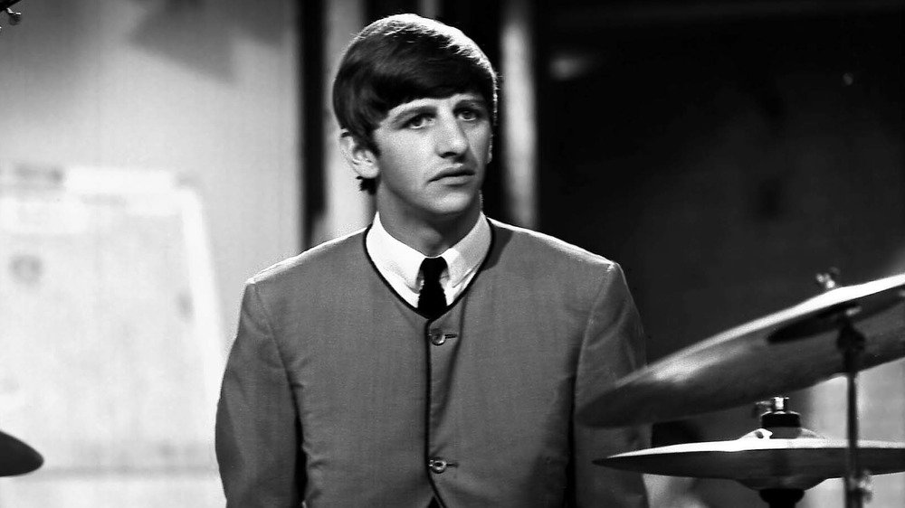 Ringo Starr, circa 1963