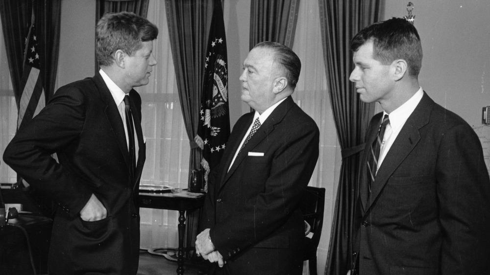JFK, Hoover, RFK