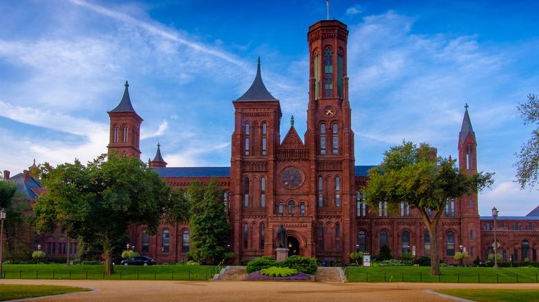 Smithsonian Institute's The Castle
