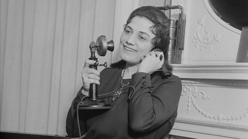 Telephone 1918