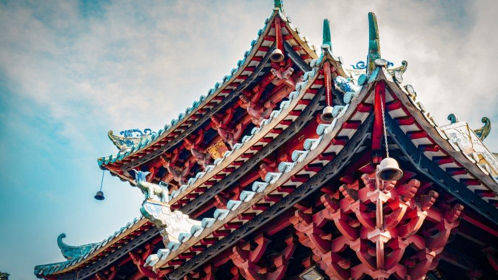 ancient garden in Foshan City