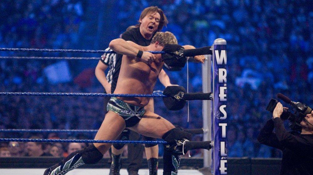 Roddy Piper wrestling