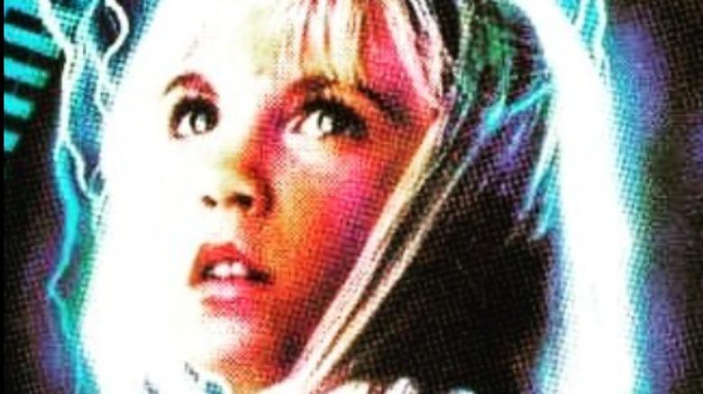 Heather O' Rourke in Poltergeist