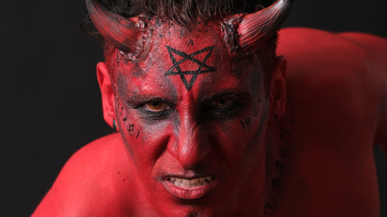 Impression of the Devil