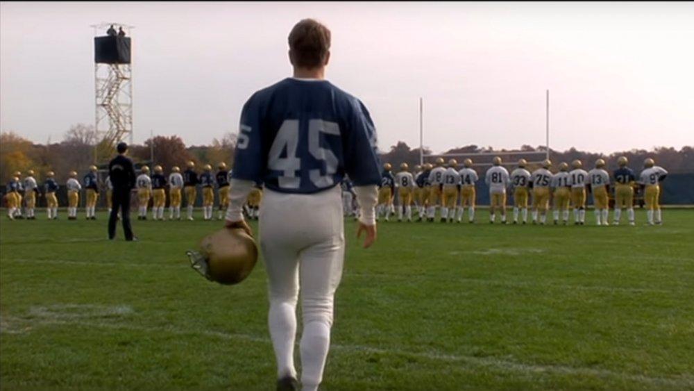 Rudy the movie