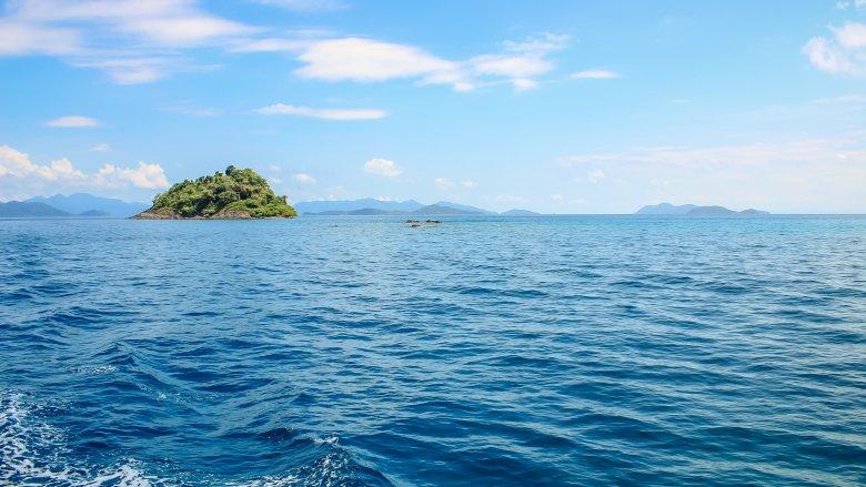 smallest islands