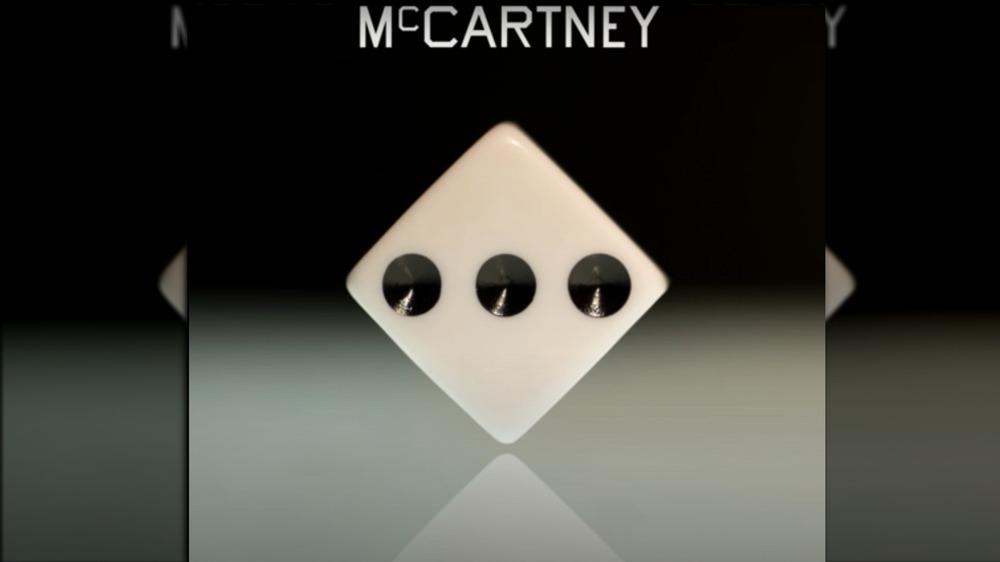McCartney III album art