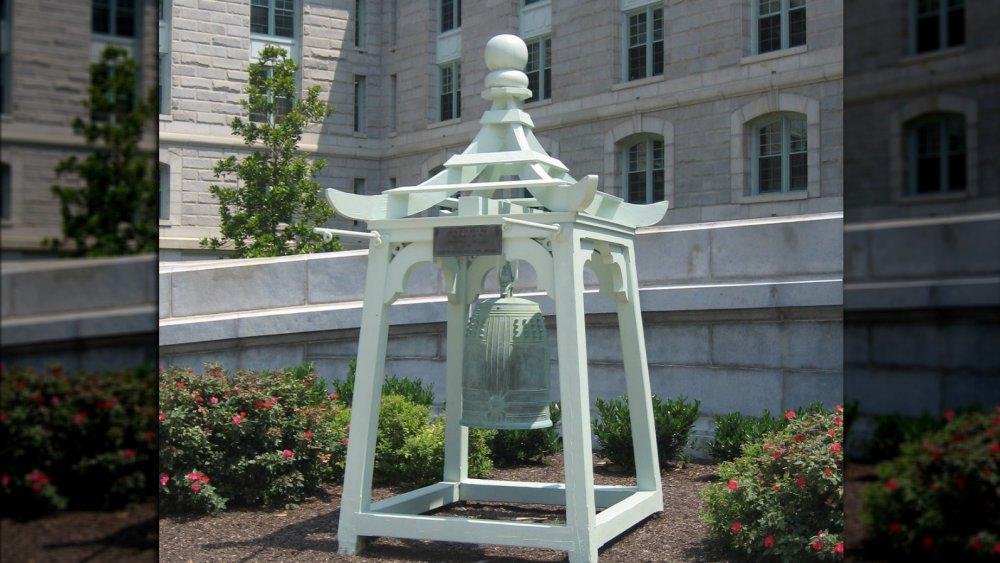 Gokoku-ji bell