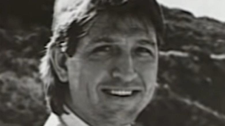 Philip Taylor Kramer smiling