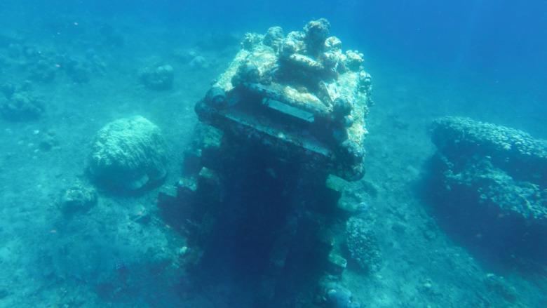 underwater ruins atlantis