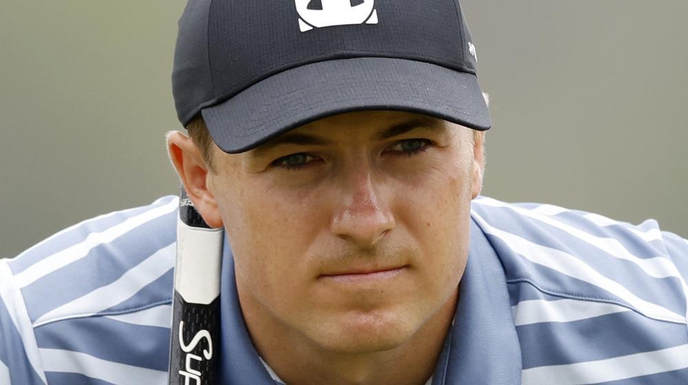 American golfer Jordan Spieth