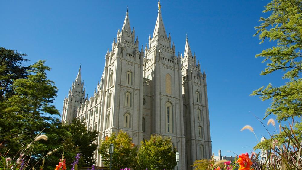 Latter-day Saints Temple