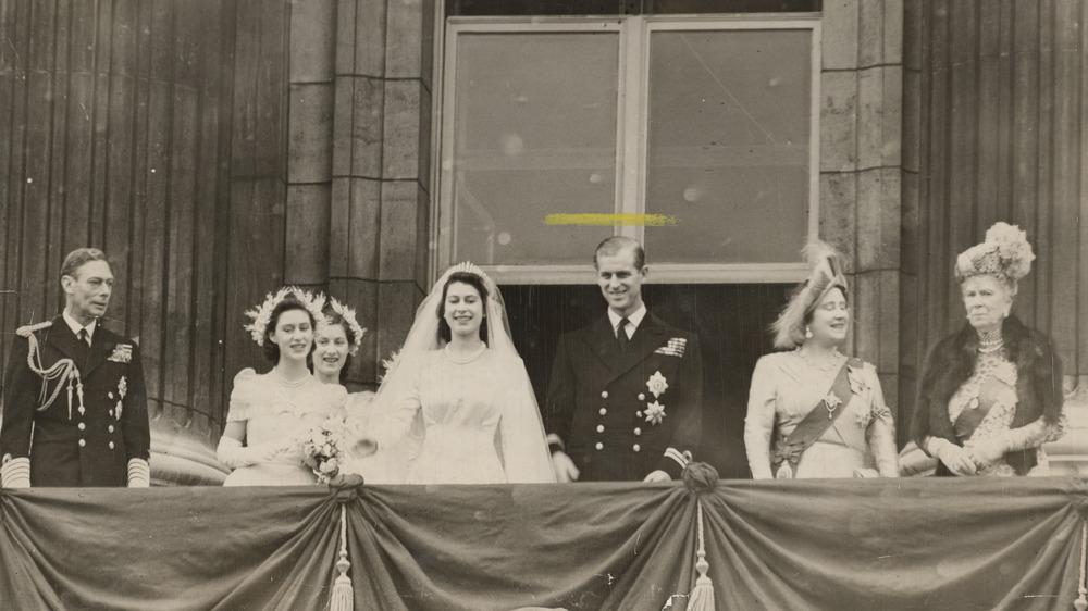 Wedding of Prince Philip and Queen Elizabeth II