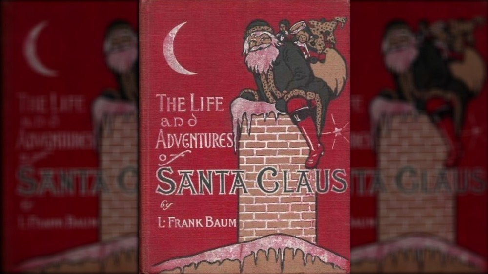 cover of The Life and Adventures of Santa Claus