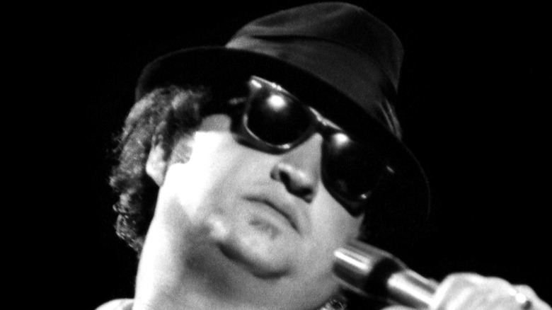 Blues Brother John Belushi