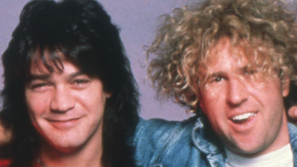 Eddie Van Halen, Sammy Hagar