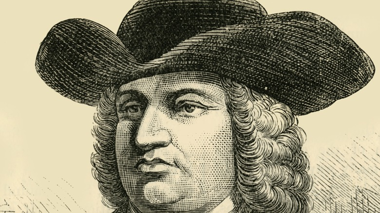 Pennsylvania founder William Penn