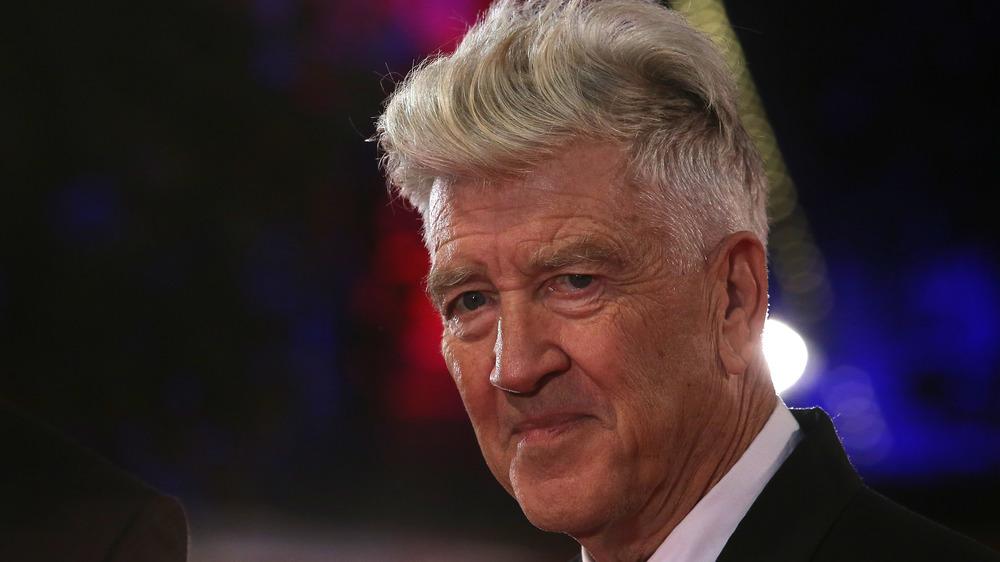 David Lynch Smiling