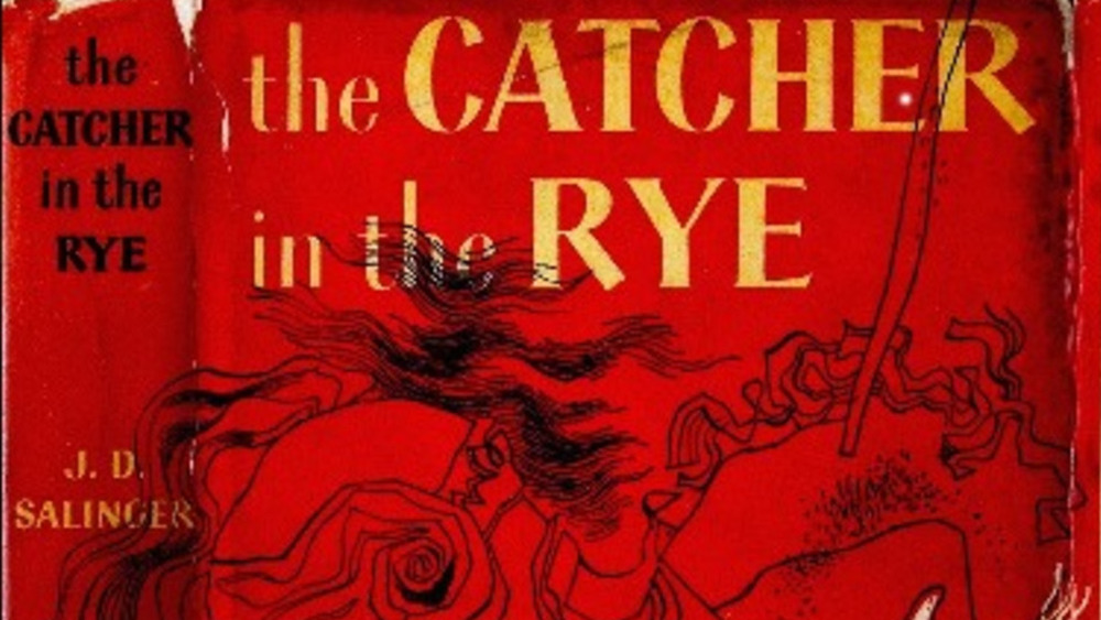 First edition of Catcher