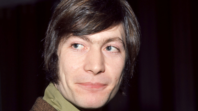 Charlie Watts in 1966