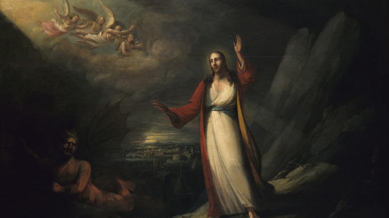 The Temptation of Christ (1818)