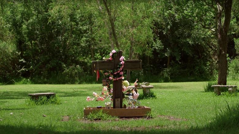 Texas Killing Fields memorial