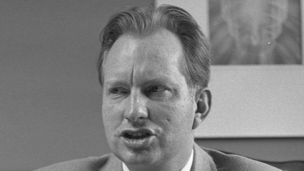 L. Ron Hubbard in Los Angeles