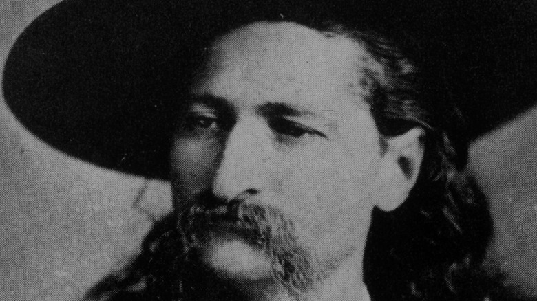 Portrait of Wild Bill Hickok