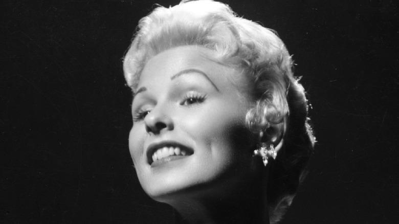 Joan Weber smiling