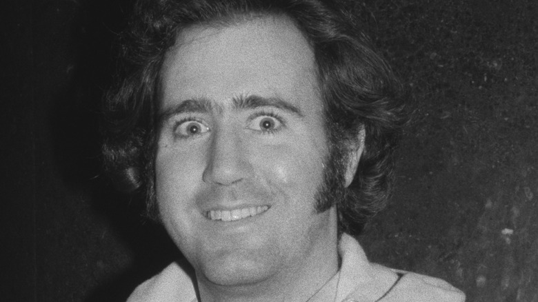 Andy Kaufman smiling