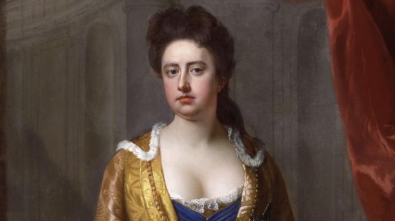 Queen Anne of Great Britain, 1705