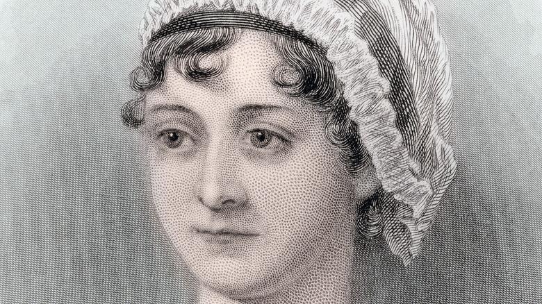 author Jane Austen